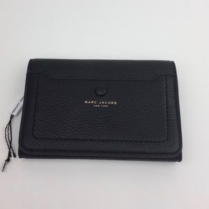 Marc Jacobs Empire City  Leather Wallet